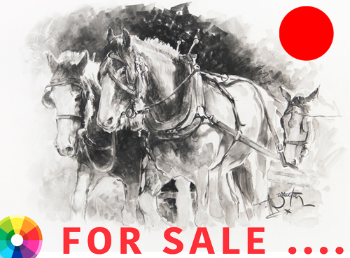 Zaadstra Drawings For Sale
