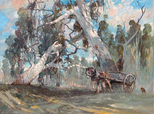 Among the Gums (Sold)