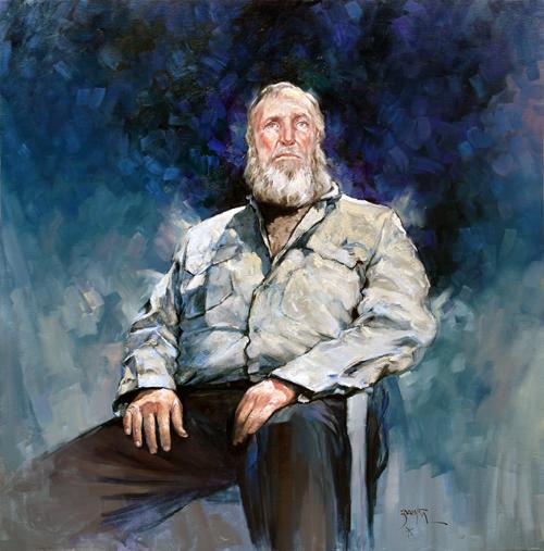 Commission Nicholson_Portrait