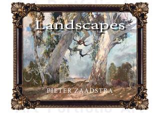 Zaadstra's Landscapes Art Portfolio
