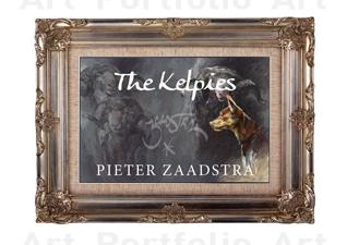 The Kelpies Art Portfolio