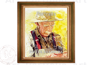 Zaadstra's Portraits Art Portfolio