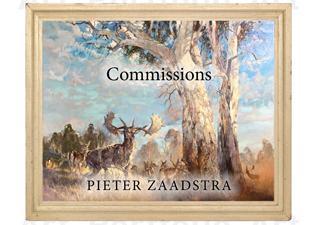 Zaadstra's Commissions Art Portfolio