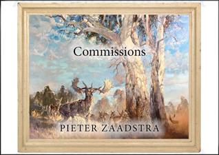 Art Commissions Portfolio Flipbook